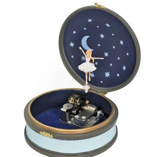 La boîte à musique Trousselier de Félicie, l'héroïne du Film Ballerina
